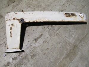 Ford 700 900 Tractor Left Hood Panel