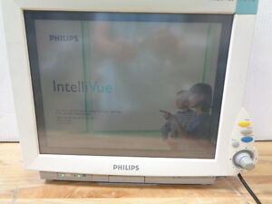 Philips Intellivue Mp70 Color Touch Screen Patient Monitor