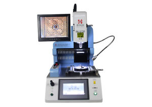 Automatical Optical Alignment Bga Rework Station For Iphone Huawei Repairing