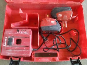 hilti 18v 3 0 Ah Batteries And C7 24 Charger