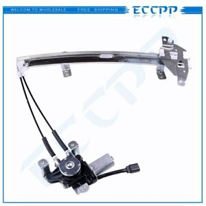 Power Window Regulator With Motor For Buick Century Regal Front Driver Side