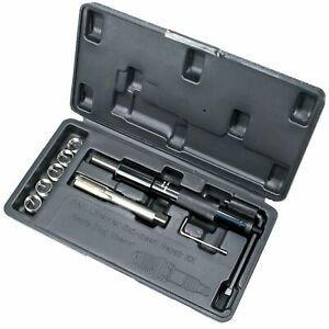 Professional Spark Plug Threaded Coil Insert Repair Tool Kit M10 X 1 0