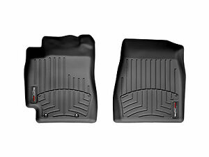 Weathertech Floorliner Floor Mat For Toyota Camry 2002 2006 1st Row Black