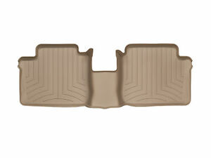 Weathertech Floorliner Floor Mats For Toyota Camry 2002 2006 2nd Row Tan