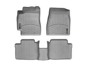 Weathertech Floor Mats Floorliner For Toyota Camry 02 06 1st 2nd Row Grey