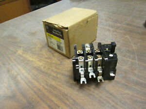 Ge Overload Relay Cr324c310f Size 1 3p New Surplus