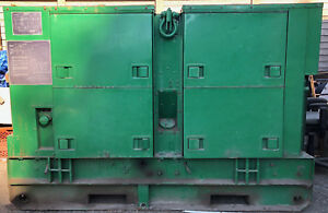 60kw Mep006a Military Generator Backup Diesel 500 Hours