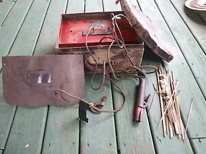 Vintage Magic Wand Welder Patent Specialties Group Transformer Model a 1