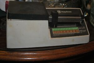 Pitney Bowes Manuel Weight Tabletop Scale