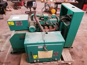 Excellent Condition Onan 20kw Generator W 700 Hours Make An Offer