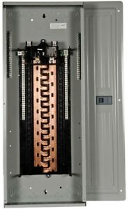Main Breaker Box Indoor Load Center Single Phase 200 Amp 40 Space 40 Circuit New