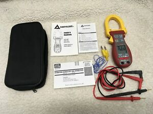 Amprobe Acd 41pq 1000a True Rms Power Quality Clamp Meter With Temp