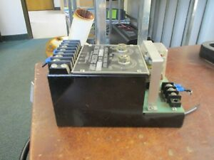 Lake Shore Electric Voltage Phase Failure Relay 06311 1ph 0 480v Used