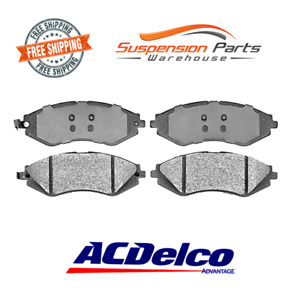 Front 4 Disc Brake Pads Ceramic Set For Chevrolet Fits Aveo Optra Spark Aveo5