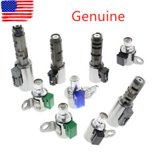 9pcs Oem New A960e 6 speed Transmission Solenoid For Lexus Gs300 Is300 2005 2011
