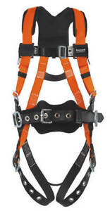 Miller T4577 Contractor Full body Non Stretch Harness