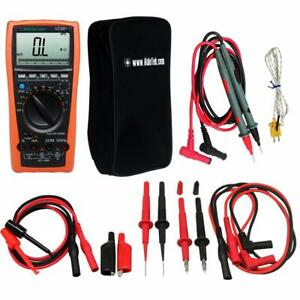 Aidetek Vc99 3 6 7 Auto Range Digital Multimeter Tl809 Electronic Test Tlp20157