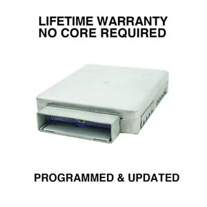 Engine Computer Programmed Updated 1996 Ford Truck F75f 12a650 Beb Vcm1 5 0l