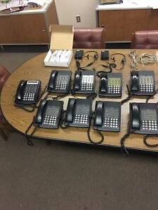 Avaya Partner 18 18d 34d And Pbx Phone System 19 Phones