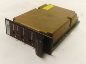 Comnet Ericsson 19d902590g6 Rev a M Iii Mobile Repeater Uhf System Modul
