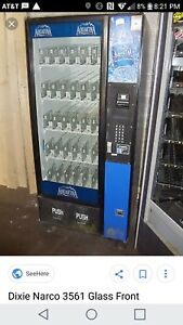 Dixie Narco Soda Vending Machine 3561