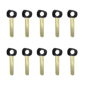 2007 2013 Acura Remote Flip Key Replacement W o Chip 10 Pack