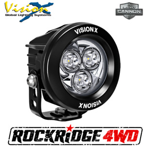 Vision X 3 7 Cg2 Multi Led Light Cannon Single 21 Watt 2 250 Lumens Fog Lights
