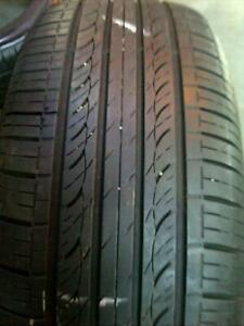 Used P215 55r17 93 V 7 32nds Hankook Optimo H426