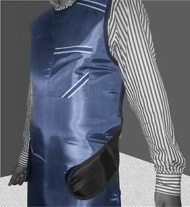 New X Ray Protective Lead Apron Lead Vest Large 60 X 110 Cms