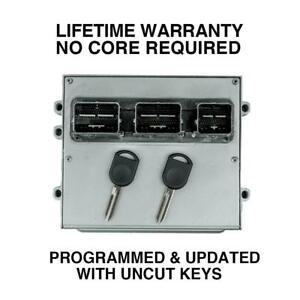 Engine Computer Programmed With Keys 2005 Ford Expedition 5l1a 12a650 Pa Phs0