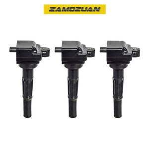 Oem Quality Ignition Coil 3 Pcs 1995 2004 For Toyota 4runner Tundra Tacoma 3 4l