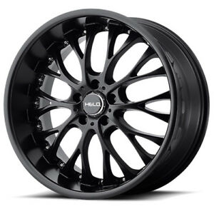 20x8 5 Black He890sb 5x4 5 35 Nitto Dune Grappler 285 50r20 Rims Tires