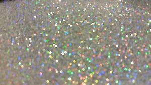 008 Chrome Prism Metal Flake 4oz Holographic Silver Custom Paint Additive