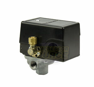 Hubbell 69jf7ly2c Furnas Air Compressor Pressure Switch Control Valve 95 125 Psi