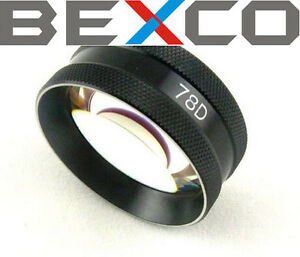 Best Quality 78d Double Aspheric Lens Optometry Equipment By Bexco Free Ship