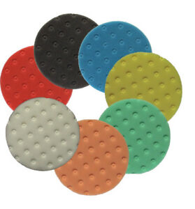 Lake Country 5 5 Ccs Buffing Pad 3 Pack Auto Detail Combo Pack
