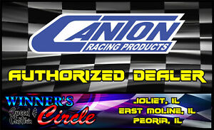 Canton 11 910 Oval Track 2 3l Ford Oil Pan Rear Sump