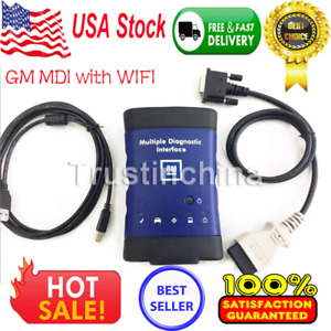New Diagnostic Tool For Gm Mdi Tech3 Without Software Gm Opel Saab Isuzu Us Fast
