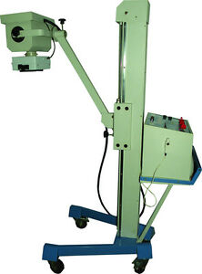 New Mobile Veterinary X ray Machine Mobile X ray Machine