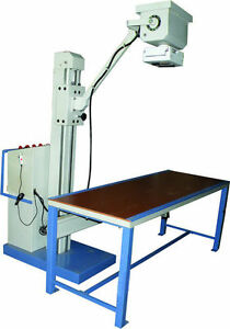 New Mobile X ray Machines 100ma 100kvp And 60ma 100kvp 250mas With Bucky Table