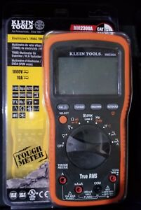 Klein Tools Mm2300a Electrician s hvac Multimeter