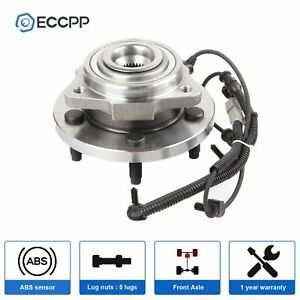 New Front Wheel Hub Bearing For 05 10 Jeep Grand Cherokee Commander Rwd 4wd