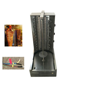 Electric Gyro Machine Vertical Broiler Cooker Shawarma Doner Cooker Kebab Machin