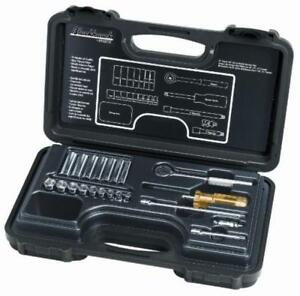 Blackhawk By Proto 1421 mnb Drive 6 point Metric Socket Set Containing 1 4 in