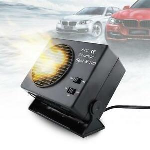 Universal Dc 12v Car Vehicle Heating Fan Heater Warmer Window Defroster Demister