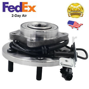 Wheel Hub And Bearing Assembly Fits Town Country Grand Caravan Rout