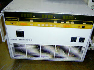 Kikusui Pcr1000 Power Supply And Frequency Converter b1