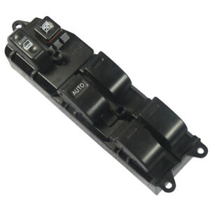 New Electric Power Window Master Switch Driver Side For 2001 2005 Toyota Rav4