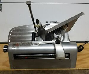 Used hobart 1612f Commercial Meat Slicer excellent Condition