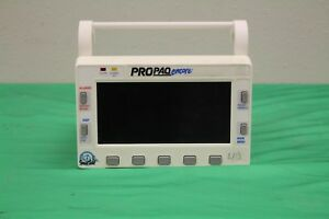 Welch Allyn Propaq Encore Patient Monitor Model 202 El